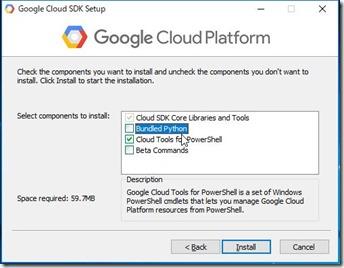 cloud_sdk_installer